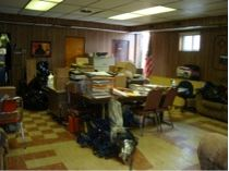 Before office area at Solvan VFD